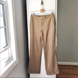 Brooks Brothers 346 wool high waisted trouser 235A